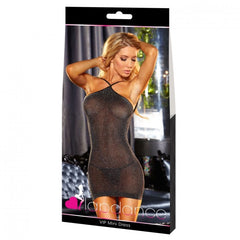 Lapdance VIP Mini Dress Black