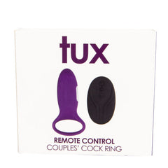Loving Joy TUX Remote Control Couples Cock Ring