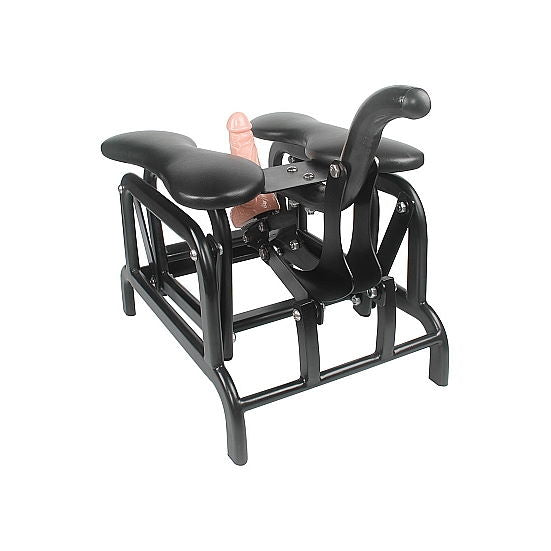 Sex Chair - Ride and Slide - Black