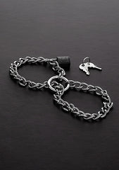 Steel Chain Cuffs