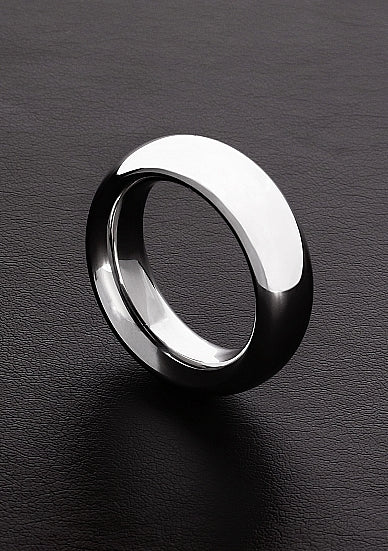 Donut Stainless Steel Cock Ring 45mm-55mm