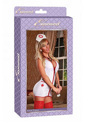 Nurse Betty - Fantasy Sexy White