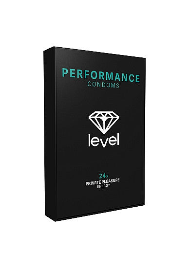 Level Condoms - Performance 24 Pack