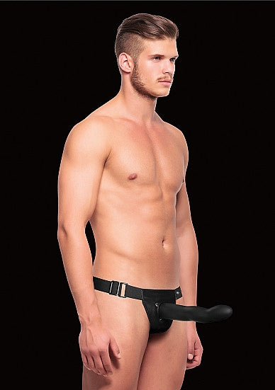 "Ouch - Hollow 8"" Strap-On"
