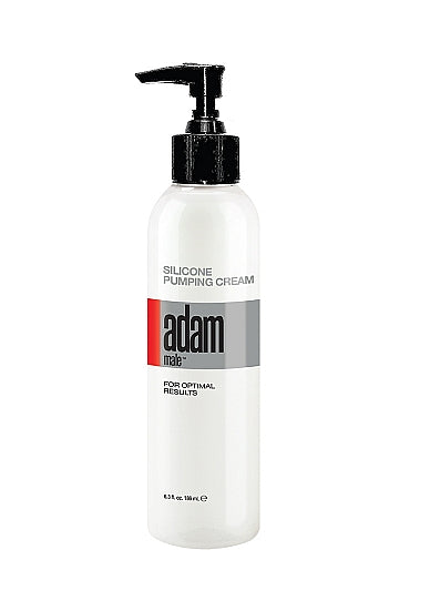Adam Male Silicone Pumping Cream - 187 ml