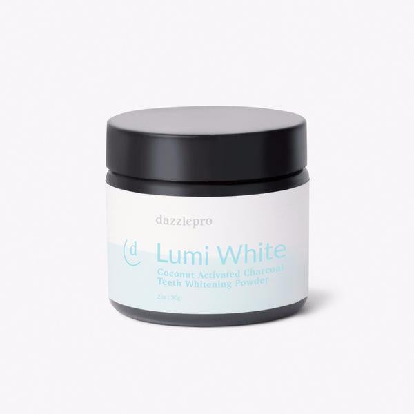 Lumi White | Activated Charcoal Teeth Whitening Powder