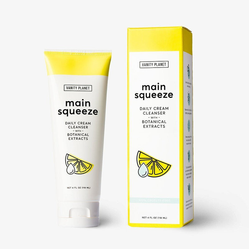 Main Squeeze - Daily Cream Cleanser.