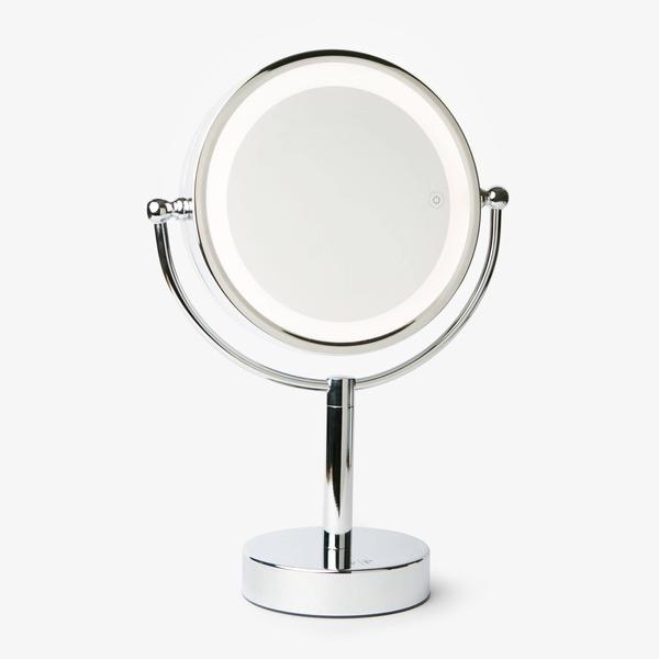 Gleam - Dual-Sided 1x/7x Magnifying Mirror.