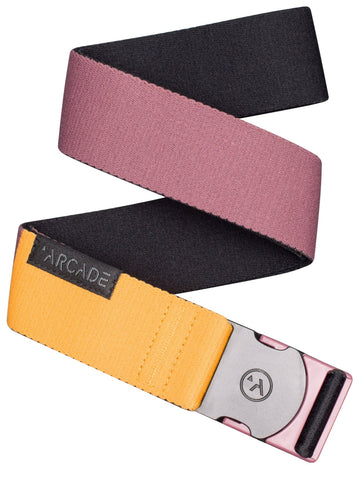 Arcade Belts Ranger Deep Cassis Colour Block
