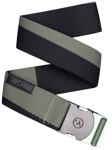 Arcade Belts Ranger Ivy Mint Colour Block