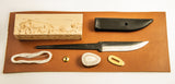 Casstrom Knife Making Kit 95mm Carbon 14090