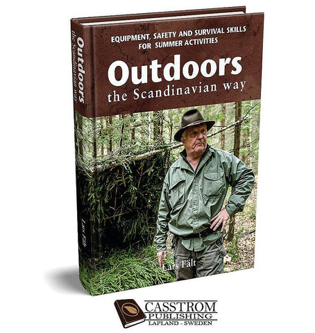 Casstrom Outdoors The Scandinavian Way Summer Edition Book By Lars Falt