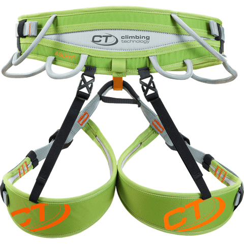 Climbing Technology Ascent Harness M/L