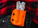 Clip & Carry Kydex Sheath Gerber Suspension NXT Multiple Colours