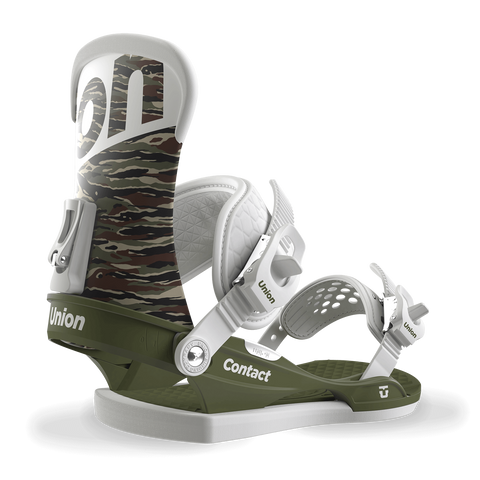 Union Bindings Contact Camo