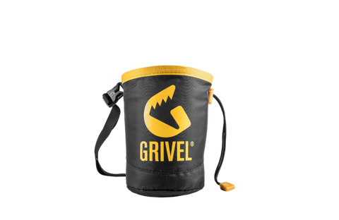 Grivel Climbing Chalk Bag Black