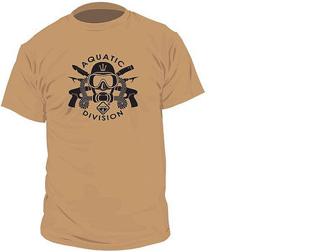 Hazard 4 Aquatic Division Graphic T Shirt