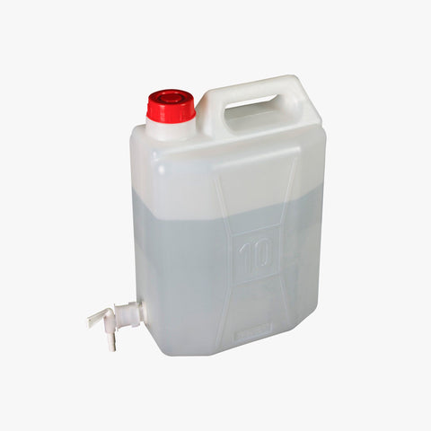 Highlander 10L Water Jerry Can With Tap