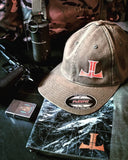 Joel Lambert Urban Evasion Cap Orange Stitching