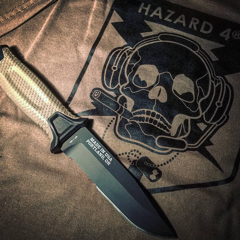 Hazard 4 Operator Skull Graphic T Shirt