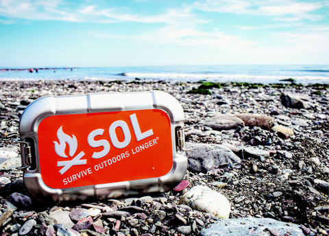 SOL Traverse Survival Tin