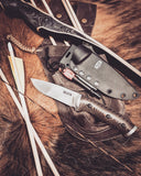Buck Selkirk Knife