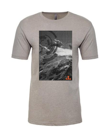 Joel Lambert Climb Every Mountain Mens T-Shirt