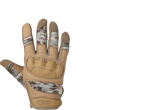 KinetiXx X PRO Tactical Gloves Camo