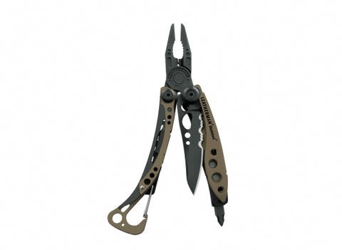 Leatherman Skeletool Multi Tool Coyote & Black