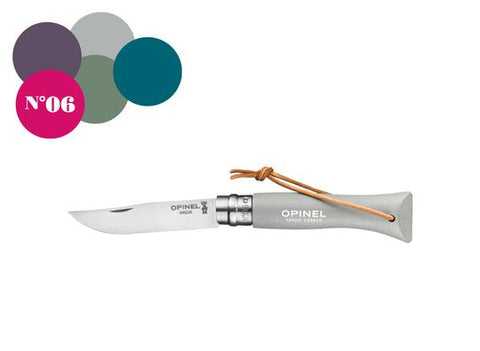 Opinel No6 Colorama Trekking Knife