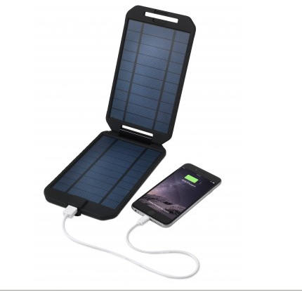 Powertraveller Extreme Solar Compact Lightweight Solar Charger