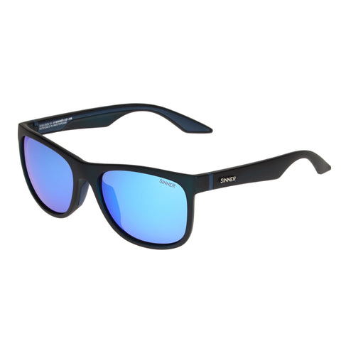 Sinner Rockford Sunglasses Matte Black