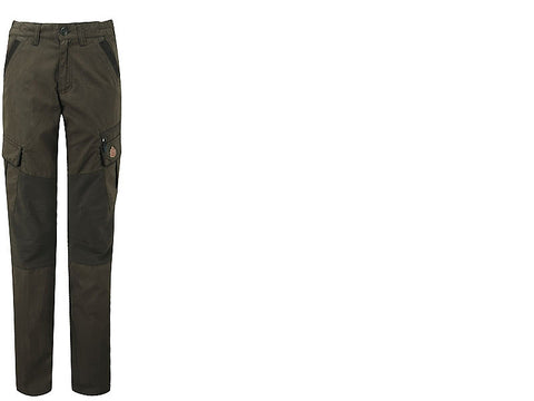 ShooterKing Womens Cordura Pants Dark Olive & Black