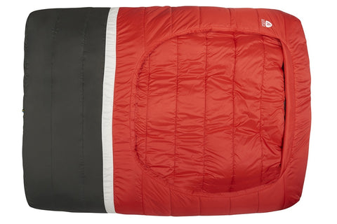 Sierra Designs Frontcountry Bed 20 Queen Sleeping Bag