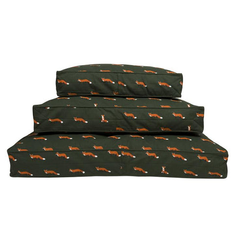 Sophie All Port Foxes Pet Mattress