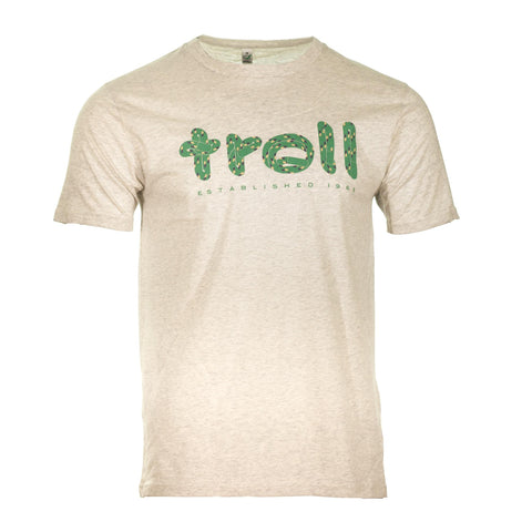 Troll Tshirt With Large Troll Rope Logo