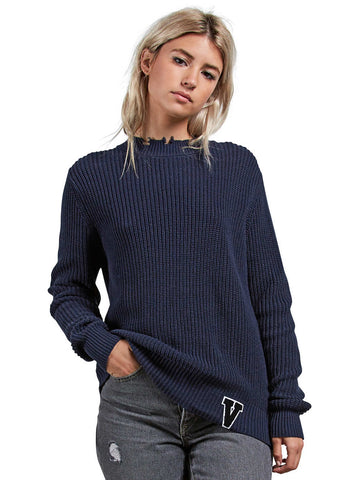 Volcom Womens Snatch Sweater