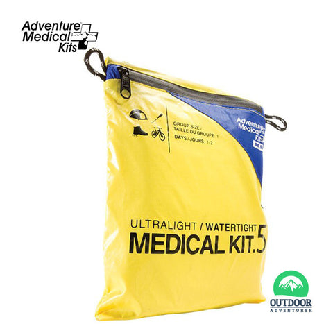 Adventure Medical Kit Ultralight And Watertight 5 First Aid Kit | Outdoor Adventurer