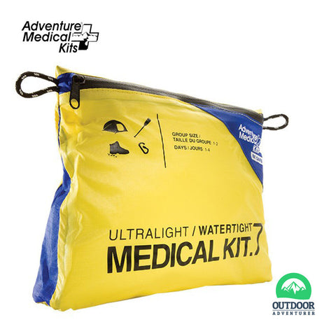 Adventure Medical Kit Ultralight And Watertight 7 First Aid Kit | Outdoor Adventurer