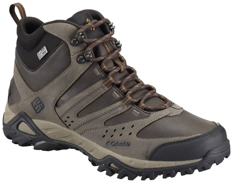 Columbia Mens Peakfreak Xcrsn Mid Boot Mud Caramel 255 Size Uk 10 | Outdoor Adventurer