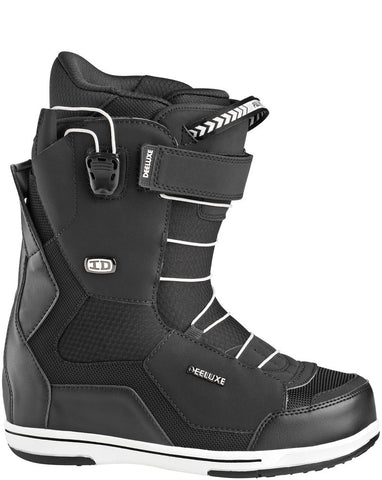Deeluxe Id 6.1 Black With Performance Flex Liner Size Uk 10 | Outdoor Adventurer