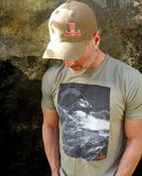 Joel Lambert Urban Evasion Cap Orange Stitching Size Large To Xxl | Outdoor Adventurer