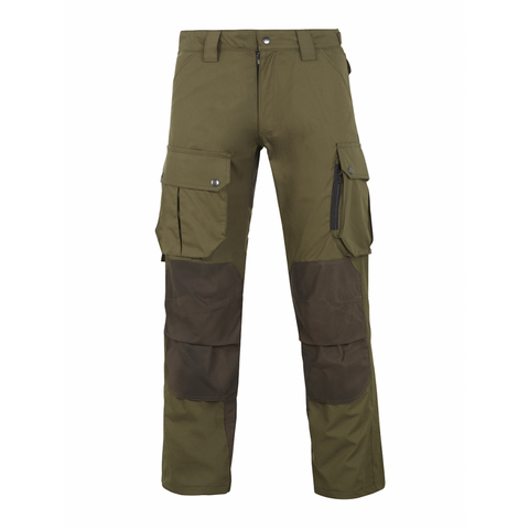 Keela Mens Heritage Trousers Olive | Outdoor Adventurer
