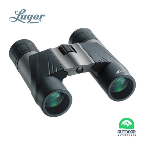 Luger 8X22 Ld Series Compact Binoculars | Outdoor Adventurer