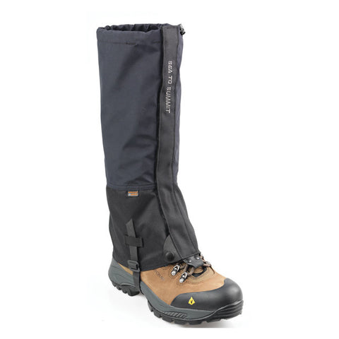 Sea To Summit Alpine Gaiters Size Medium | Outdoor Adventurer