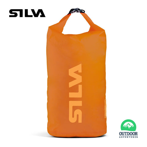 Silva Carry Dry Bag 70D 12L Orange | Outdoor Adventurer