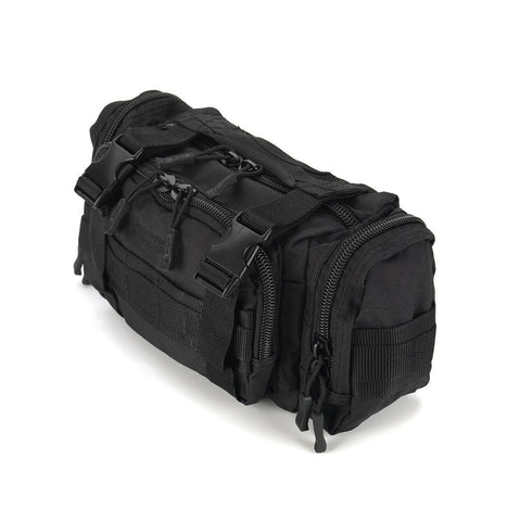 Snugpak Response Pak Colour Black | Outdoor Adventurer