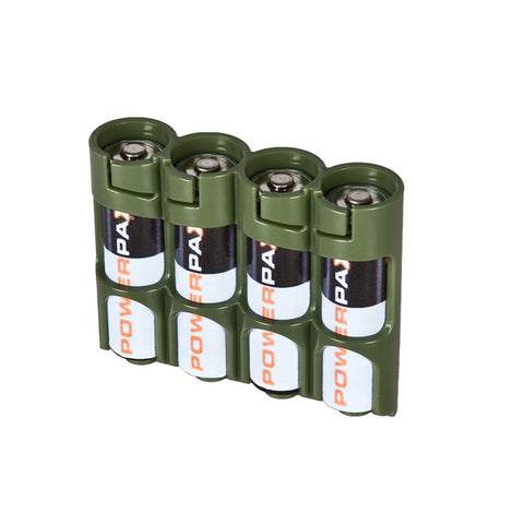 Storacell Slimline Aa Battery Case 4 | Outdoor Adventurer
