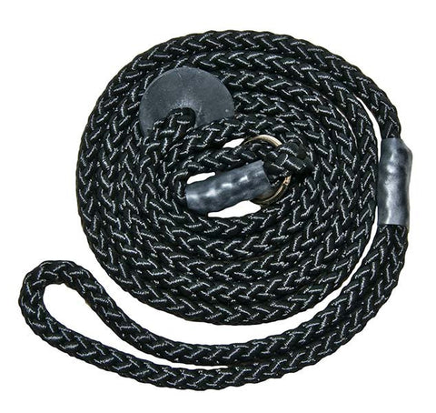 Turner Richards Slip Lead 150Cm Colour Black | Outdoor Adventurer