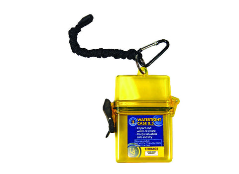 Ust Watertight Case 0.5 Yellow | Outdoor Adventurer